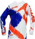 Alias A2 Jersey Brushed Orange/Blue
